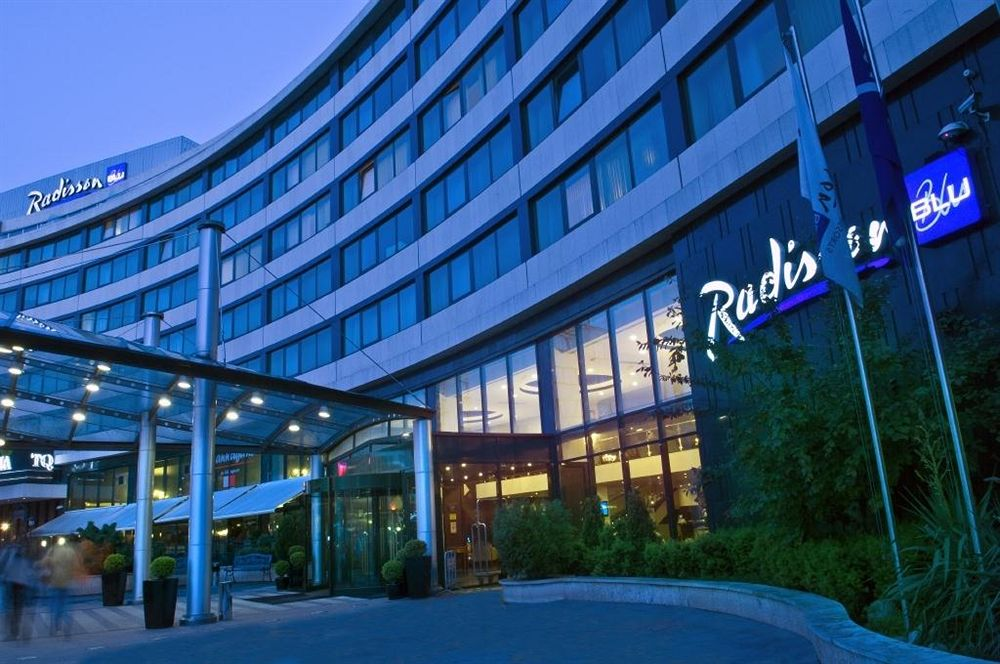 Reserve Radisson Blu Grand Hotel Sofia