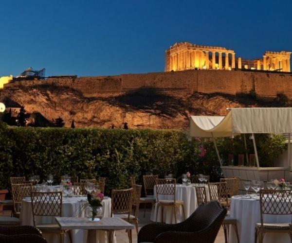 Landmark travel greece for Divani palace acropolis